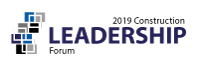 2019 Construction Leadership Forum – May 3-4, 2019 Logo